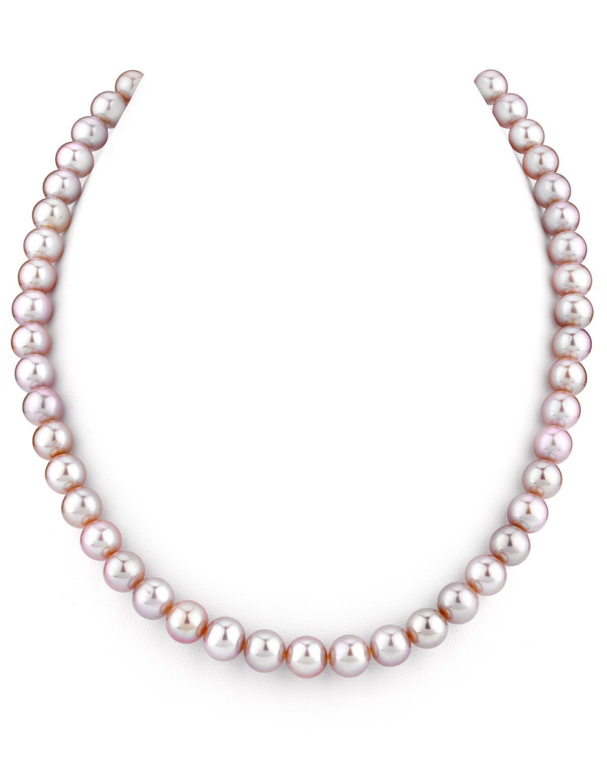 de95e1c60 7-8mm Pink Freshwater Pearl Necklace - AAAA Quality