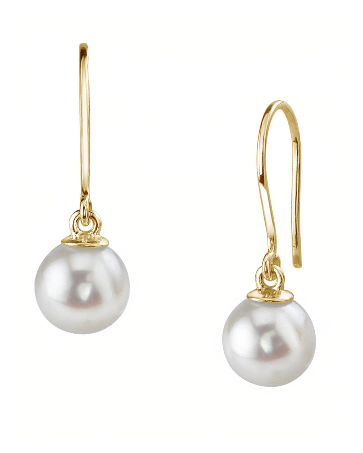 Japanese Akoya Pearl Earrings | Shop Pearl Earrings | The ...