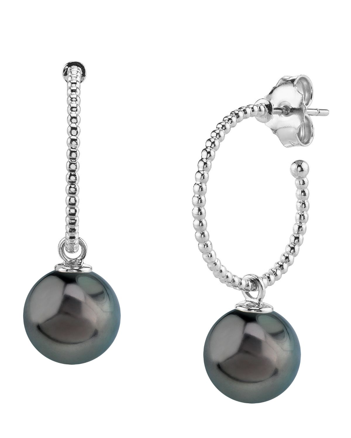Tahitian South Sea Pearl Isabella Earrings