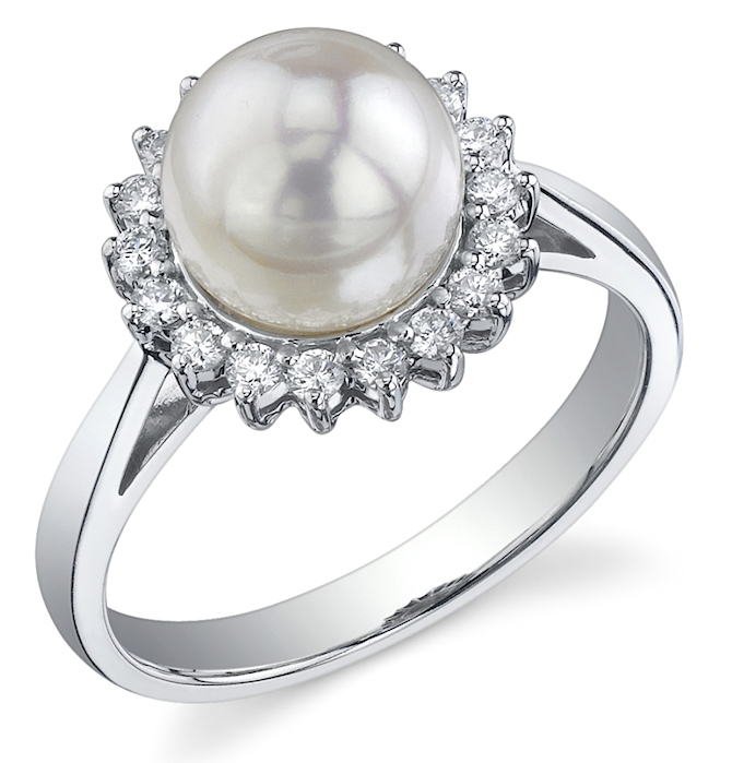 Pearl Rings Shop The Best Quality 75 Off Retail Price