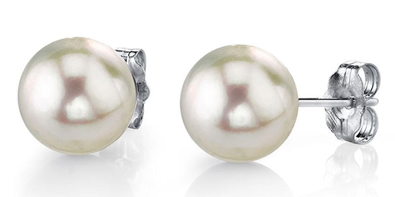 Anese Akoya Pearl Earrings