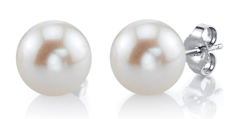 Pearl Earrings The Best Quality 75 Off Retail Price